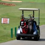 accidents on golf courses