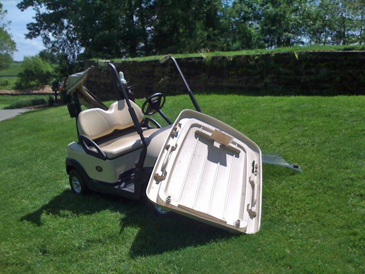 golf cart accident attorney Glover Law Firm