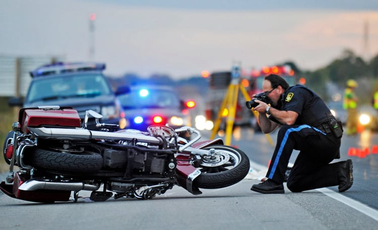 motorcycle accident lawyer Glover Law Firm