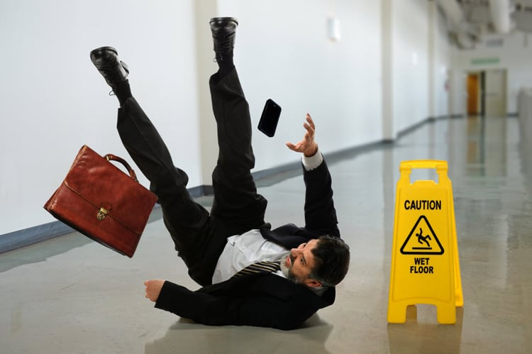 slip and fall lawyer Glover Law Firm